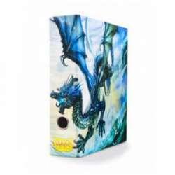 Classeur Dragon Shield Blue Art Dragon