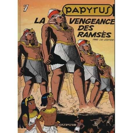 Papyrus - Tome 7 - La vengeance des Ramsès