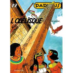 Papyrus - Tome 12 - L'obélisque