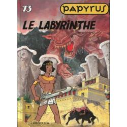 Papyrus - Tome 13 - Le labyrinthe