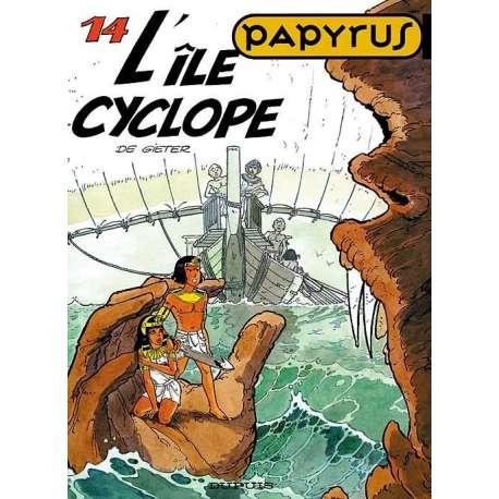 Papyrus - Tome 14 - L'île cyclope