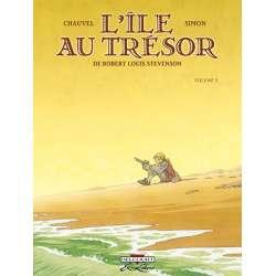 Île au trésor (L') (Simon) - Tome 2 - Volume 2