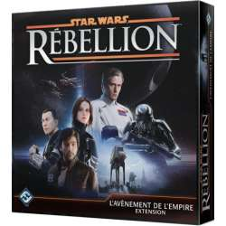 Star Wars Rebellion : Avènement de l'empire