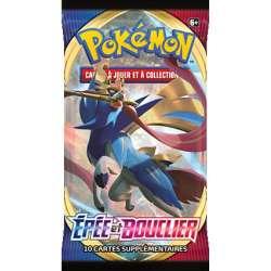 Booster Pokémon EB01 - Epée & Bouclier