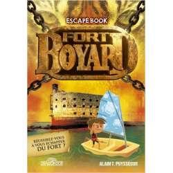 Escape Book Junior - Fort Boyard