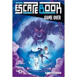 Escape Book Junior - Game Over