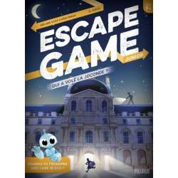 Escape Book Junior - Qui a Volé la Joconde ?