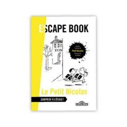 Escape Book Junior - Le Petit Nicolas