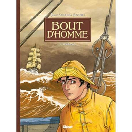 Bout d'homme - Tome 3 - Vengeance