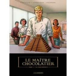 Maître chocolatier (Le) - Tome 2 - La Concurrence