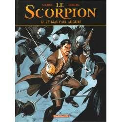 Scorpion (Le) - Tome 12 - Le Mauvais Augure