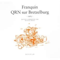 Spirou et Fantasio - Tome 18 - QRN sur Bretzelburg