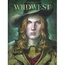 Wild West (Gloris/Lamontagne) - Tome 1 - Calamity Jane