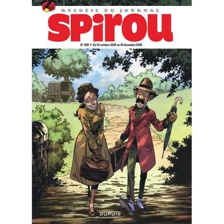 (Recueil) Spirou (Album du journal) - Tome 359 - Spirou album du journal