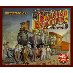 Railroad Revolution : Railroad Evolution