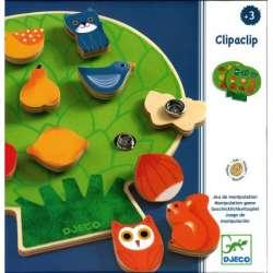 Jeux éducatifs bois - Clipaclip