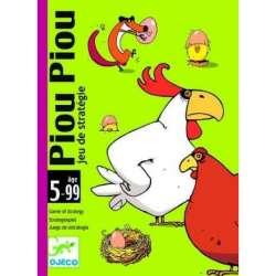 Jeux de cartes - Piou Piou