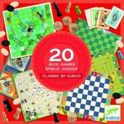 Jeux classiques - Classic box 6+