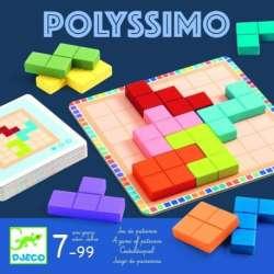 Jeux - Polyssimo