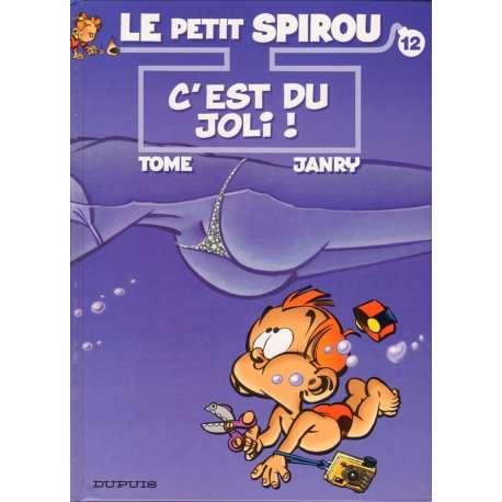 Petit Spirou (Le) - Tome 12 - C'est du joli !