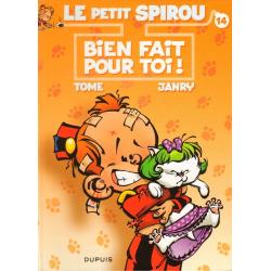 Petit Spirou (Le) - Tome 14 - Bien fait pour toi !