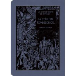 Chefs-d'œuvre de Lovecraft (Les) - Tome 4 - La couleur tombée du ciel