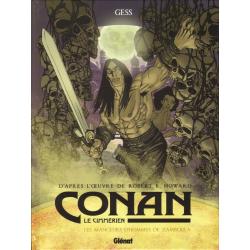 Conan le Cimmérien - Tome 9 - Les Mangeurs d'hommes de Zamboula