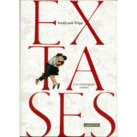Extases - Tome 2 - Les montagnes russes