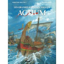 Grandes batailles navales (Les) - Tome 13 - Actium