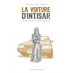 Intisar, portrait d'une femme moderne du Yémen - Tome 1 - La Voiture d'Intisar