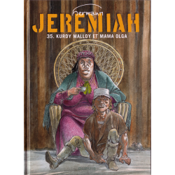 Jeremiah - Tome 35 - Kurdy Malloy et Mama Olga