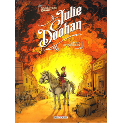 Julie Doohan - Tome 1 - Spirit of Bourbon