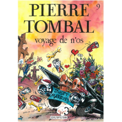 Pierre Tombal - Tome 9 - Voyage de n'os