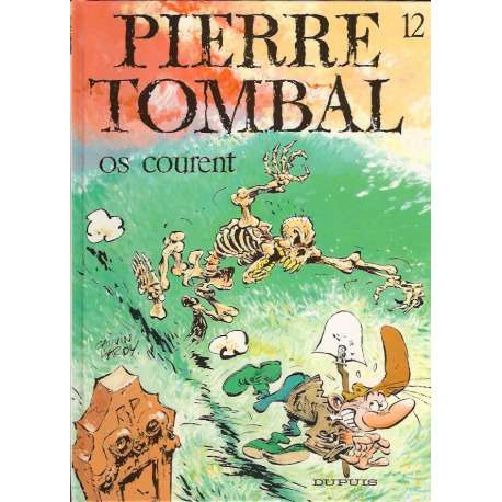 Pierre Tombal - Tome 12 - Os Courent