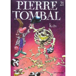 Pierre Tombal - Tome 21 - K.os