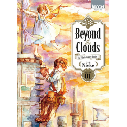 Beyond the Clouds - La Fillette tombée du ciel - Tome 1 - Tome 1