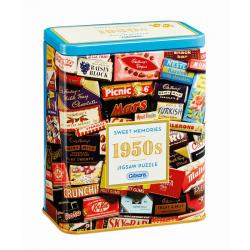 (500 pièces) - 1950S SWEET MEMORIES
