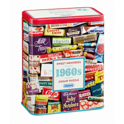 (500 pièces) - 1960S SWEET MEMORIES