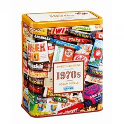 (500 pièces) - 1970S SWEET MEMORIES