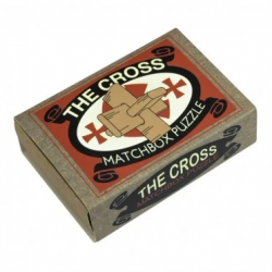 Casse-têtes Matchbox - The Cross