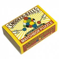 Casse-têtes Matchbox - Snooker Balls