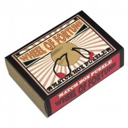 Casse-têtes Matchbox - Wheel of Fortune