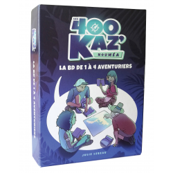 400 KAZ' Nouméa