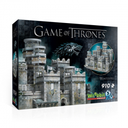 (910 pièces) - Game of Thrones - Winterfell