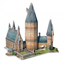(850 pièces) - Harry Potter (TM) : Poudlard - Grande Salle