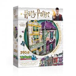 (290 pièces) - Harry Potter (TM) - Madame Guipure et Glaces Florian Fortarôme