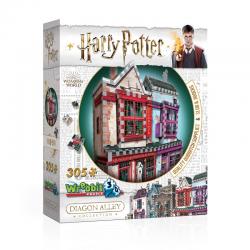(305 pièces) - Harry Potter (TM) - Magasin d'Accessoires de Quidditch et Slug & Jiggers