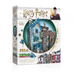 (295 pièces) - Harry Potter (TM) - Ollivander Baguettes Magiques et Scribbulus