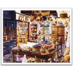 (2000 pièces) - Boulangerie