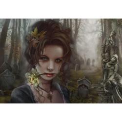 (3900 pièces) - The Graveyard